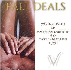 Waxing deals