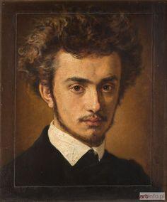 Jan MATEJKO ● Portret Antoniego Serafińskiego, 1872 r.