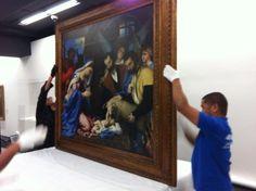 L'adorazione dei pastori di Lorenzo Lotto sarà una delle opere testimonial della mostra a Brasilia, in compagnia ancora del Cristo benedicente di Raffaello