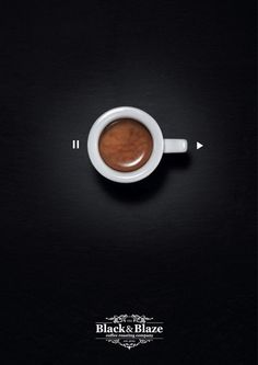Coffee Brand's Ad Uses Mugs To Show How Their Brews Can 'Turn You On' - DesignTAXI.com