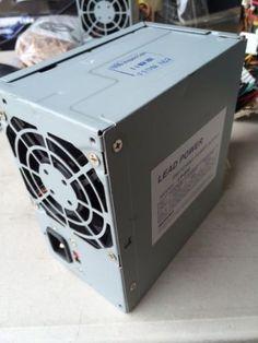 Lead-Power 650 W-MAX ATX Power Supply #LeadPower