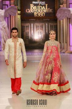 Pakistani couture, bridal fashion week