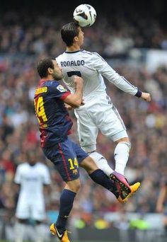 Real Madrid - 2, Barcelona -1