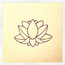 Afbeeldingsresultaat voor lotus flower tattoo drawing