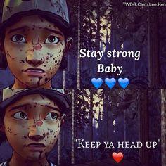 Loved making this edit, Clementines eyes are just so pretty and beautiful😍😊✨❤️ #twd #twdg #clementine #edit #thewalkingdead #thewalkingdeadgame #staystrong #keepyourheadup #keepyaheadup #muchlove #survival #eyes✨