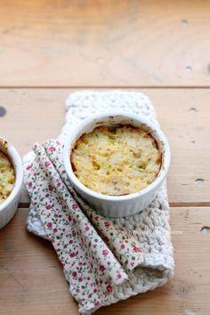 Tortini di patate e cavolfiore