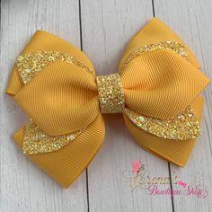 Fabric Hair Bows, Ribbon Hair Bows, Diy Hair Bows, Diy Bow, Ribbon Flower, Fabric Flowers, Hair Bow Tutorial, Fabric Bow Tutorial, Flower Tutorial