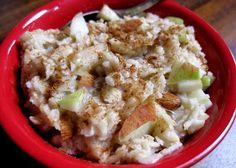 oatmeal oatmeal oatmeal  I LOVE IT!
