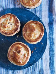 Clodagh McKenna's recipe for  Beef and Guinness Pies has a surprise ingredient: chocolate. The unexpected combo is a match made in pie heaven: rich, sweet, and savory!