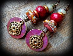 Hey, I found this really awesome Etsy listing at https://www.etsy.com/listing/254001946/red-ruby-earrings-gold-filigree-drops