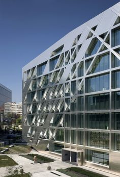 Gallery of A.M.A. Headquarters / Rafael de La-Hoz Arquitectos - 17