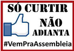 Movimento ATO Condomínios para melhorar a qualidade e quórum nas assembléias. #VemPraAssembleia