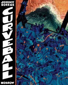 Curveball is a science fiction graphic novel telling the story of a waiter named Avery coping with the ending of a difficult relationship. Having spent years...