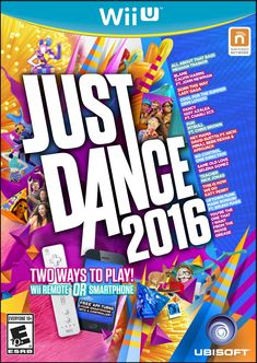 for the wii U Amazon.com: Just Dance 2016 - Wii: Nintendo Wii: Video Games