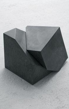 Tristan Cochrane | Faultline/Concrete Stool, 2008