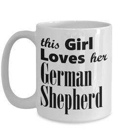 German Shepherd - 15oz Mug