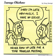 time travelling