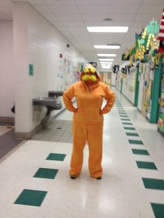 dr seuss idea! this is the lorax