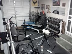Let see your Pain Cave (Page 10): Triathlon Forum: Slowtwitch Forums