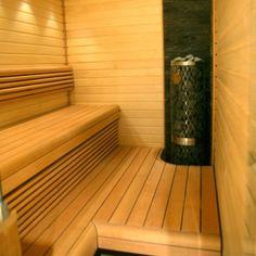 Galerii Sauna Ideas, Sauna Steam Room, Saunas, Blinds, Curtains, Bathroom, Home Decor, Washroom, Decoration Home