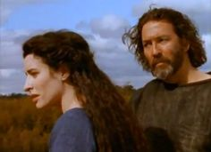 Ivanhoe (1997) BBC miniseries with Ciaran Hinds as Bois Guilbert and Susan Lynch as Rebecca