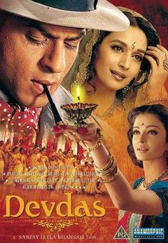 Devdas . . . loved it - the cinematography, costumes, acting . . . & a tragic love story !!