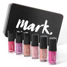 Every lady wants the mark. Liquid Lip Gift Set. £20 Campaign 18