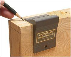 Veritas® Saddle Square - Woodworking