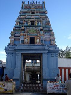 Kurinji Andavar Murugan temple  at Kodaikanal