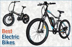 Electric bikes are fast becoming a popular form of transport for many people, but they are also finding their way into mountain biking sports as well. Best Electric Bikes, Mountain Biking, Eco Friendly, Transportation, Bicycle, Popular, Sweet, Sports, People