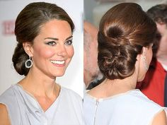 A Modern Technique to Doing the Traditional Low Knot Wedding Hairstyle