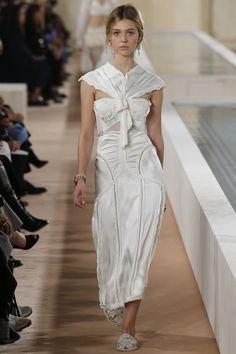 Balenciaga Spring 2016 Ready-to-Wear Fashion Show - Nicola Peltz