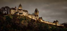Burg Altena im Herbst