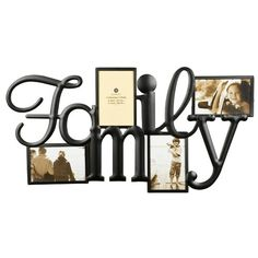 Found it at Wayfair - Family Collage Picture Frame