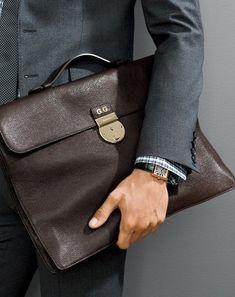 Gucci Soft Briefcase