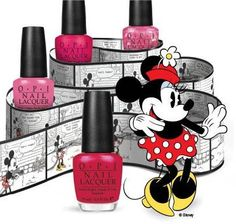 Minnie Mouse by OPI