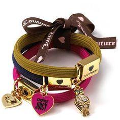 #juicy #couture #funky #bracelet