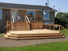 Multi-level Custom Deck Design in Peterborough