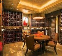 Weinkeller selber ausbauen  lila stuhl Weinkeller und Lagerung Ideen design | vin | Pinterest ...