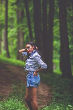 Edgy American Prep | Live Love and Read | summer outfit idea, preppy summer outfits