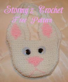 Child's Bunny Purse Pattern