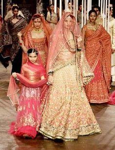 Go Trendy With Tarun Tahiliani - Weddbook