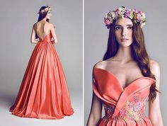 Arabian fashion designer Hamda al Fahim