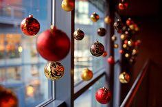 ideas decoracion navidad oficina - Buscar con Google