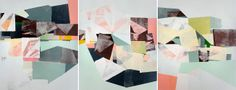 Jessica Bell---- Kara you might be interested in these, they're actually a combination of collage and painting