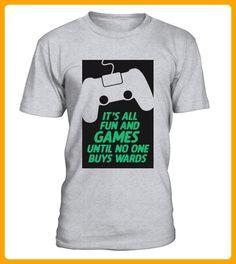 Its all fun Games tshirt - Gamer shirts (*Partner-Link)