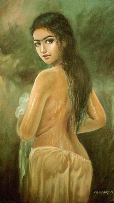 Think, Best erotic indian nude painting that interrupt