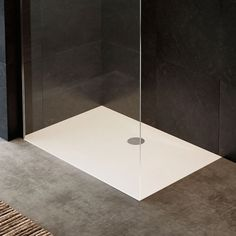 Set shower tray in HardLite - Shower Trays and Wall Panels GLASS 1989