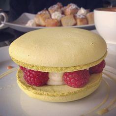 delicious macaroon @ Vendome Cafe