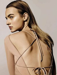 Maartje Verhoef by Richard Burbridge for Vogue Italia November 2016. Fashion Editor: Anne Christensen Hair: Ward Stegerhoek Makeup: Kanako Takase Nails: Gina Edwards